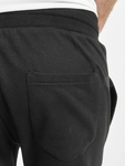 Urban Classics Light Turnup Sweat Shorts Black image number 4