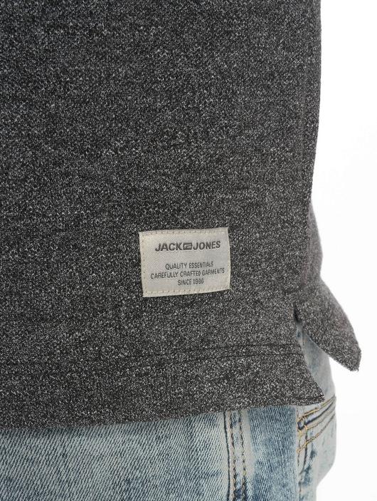 Jack & Jones jjeJeans Polo Shirt Black image number 3
