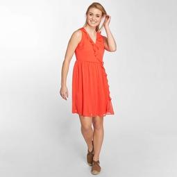 Vero Moda vmKenzie Short Dress Poppy