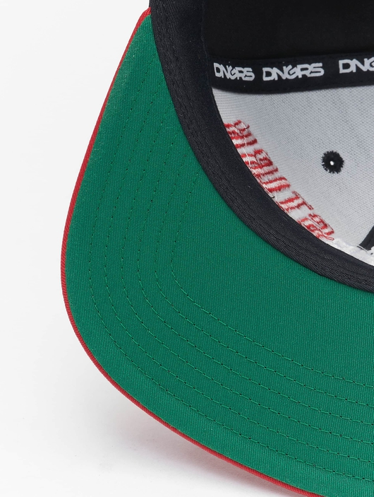 Dangerous DNGRS Rapostirb Snapback Cap Black image number 2