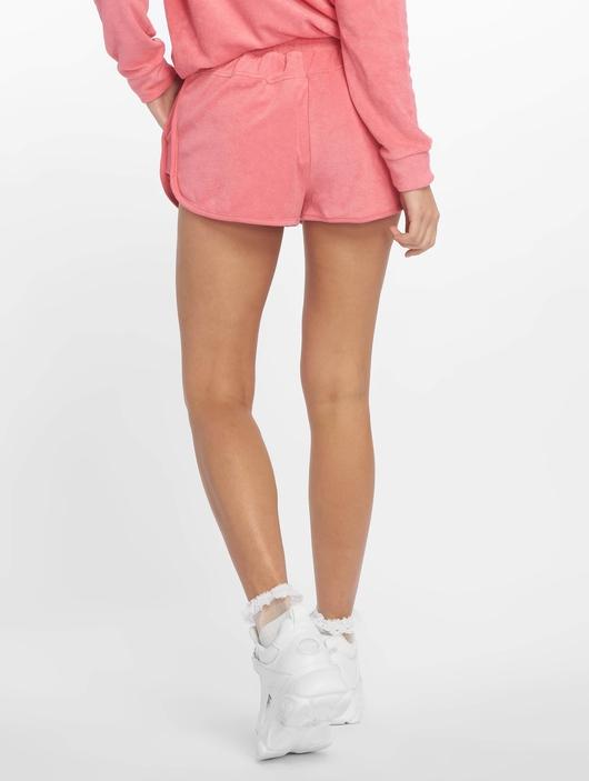 Urban Classics Towel Hot Pants Shorts Black image number 1