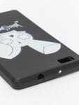 Who Shot Ya? Bunny Logo Huawei Case Black image number 2