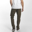 Reell Jeans Reflex Easy Pants Clay Olive Canvas image number 1
