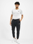 Nike Pro Short Sleeve Tight Compressionsshirt Black/White image number 5