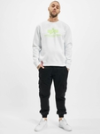 Alpha Industries Basic Neon Print Pullover image number 5