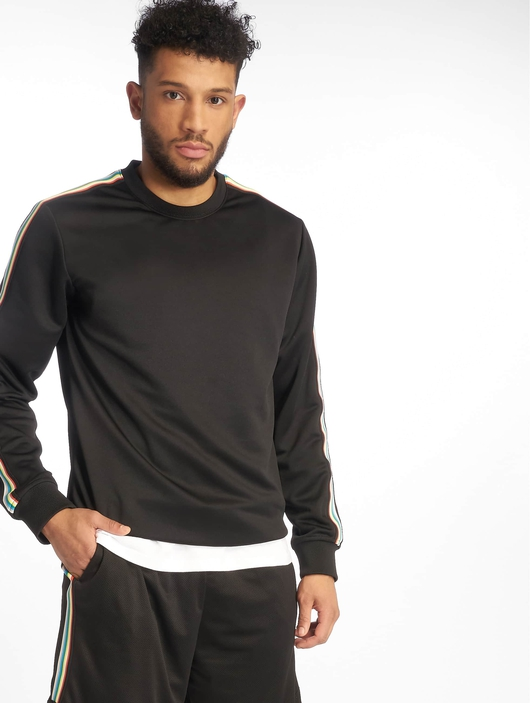 Urban Classics Sleeve Taped Pullover image number 0