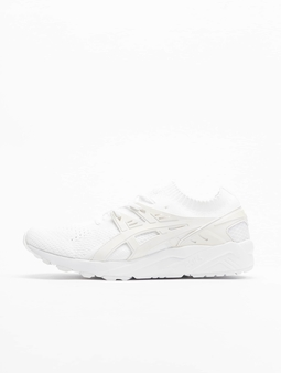 Asics Gel Kayano Trainer Laufschuhe White/White