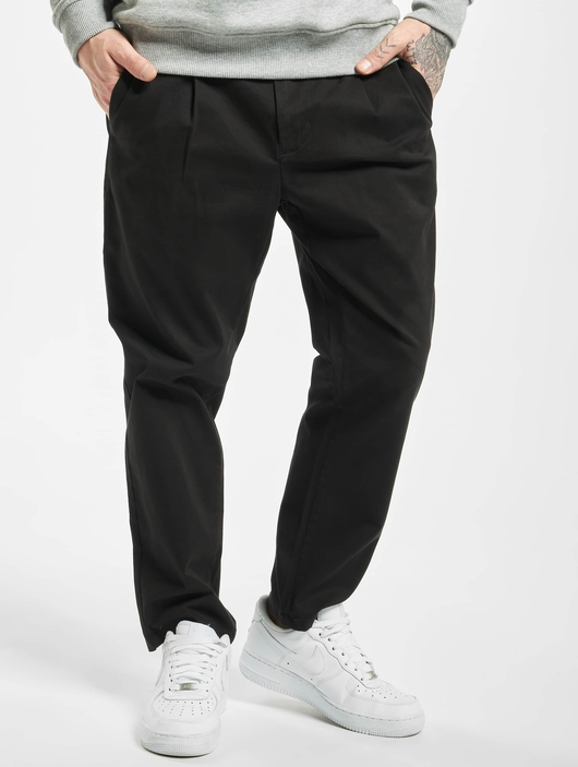 Only & Sons Onscam Cropped Chino Pk4980 Chino Pants Black image number 2
