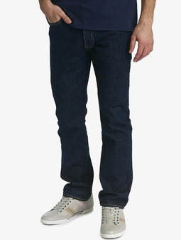 Levi's® Button Fly Onewash Straight Fit Jeans
