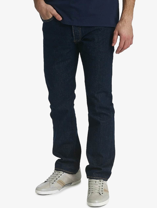 Levi's® Button Fly Onewash Straight Fit Jeans image number 0