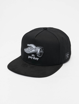 Cayler & Sons Wl Pay Me Cap Snapback Cap Black/Mc