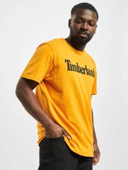 Timberland K-R Brand Linear T-skjorter oransje