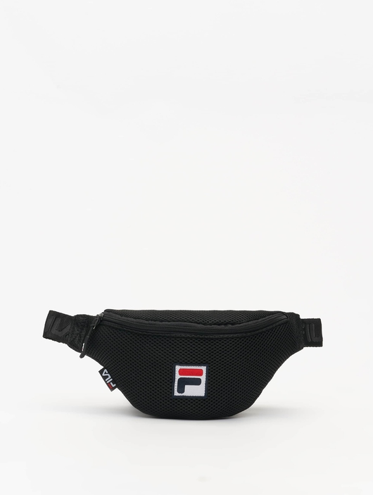 Fila Urban Line Slim Mesh Waist Bag Black image number 0