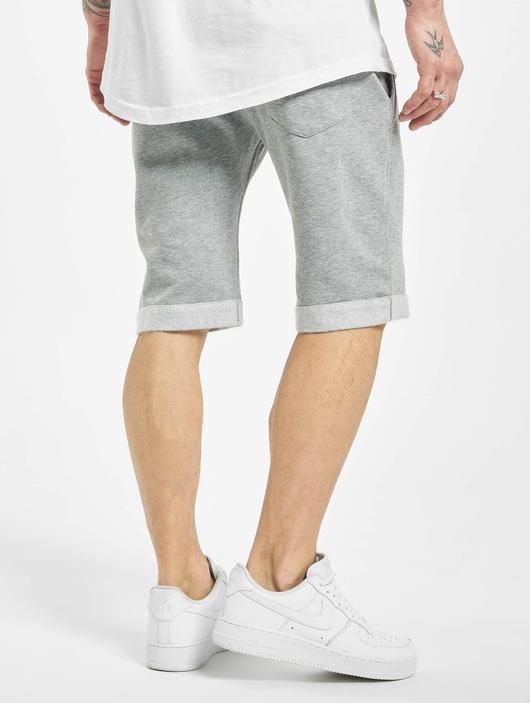 Urban Classics Light Turnup Sweat Shorts Grey image number 1