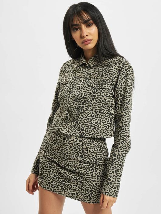Urban Classics Ladies Short AOP Lightweight Jackets image number 2