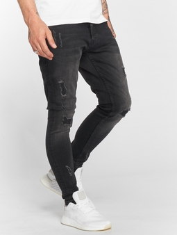 DEF Mingo Slim Fit Jeans Black
