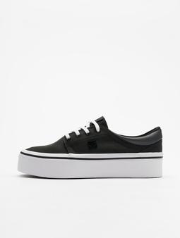 DC Trase Platform TX SE Sneakers Black/White/Black