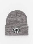 '47 NHL Los Angeles Kings Brain Freeze Cuff Knit Beanie Dark Grey image number 0