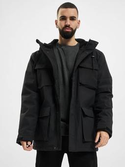 Urban Classics Field Jacket Darkolive