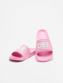 DEF Defillten Sandals  Pink