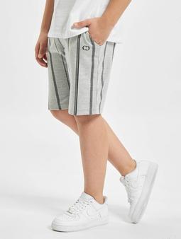 Criminal Damage Cd Kids Stitch Shorts Black/Grey