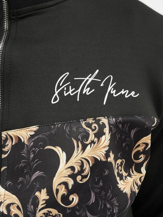 Sixth June Baroque Sport Jacket Black image number 3