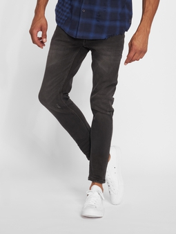 Only & Sons Onswarp Black Washed Ld Pk 0899 Skinny Jeans