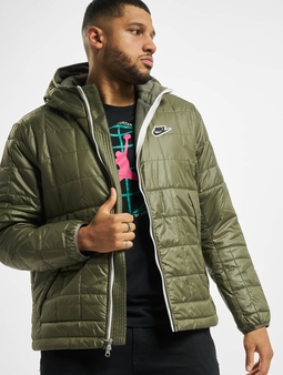 Nike Synthetic Fill Fleece Jacket