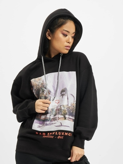 Missguided Petite Bad Influence Hoody