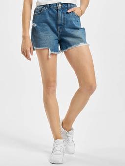 Pieces pcAva Mid Waist Destroy Shorts