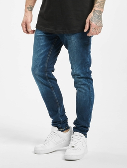 Sublevel D212 Slim Fit Jeans Middle Blue