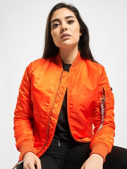 Alpha Industries Ma 1 VF 59 Women Jacket Mint