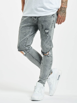 2Y Junus Slim Fit Jeans Grey