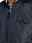Alpha Industries Ma-1 Tt Hood Transition Jacket Black/Black image number 4