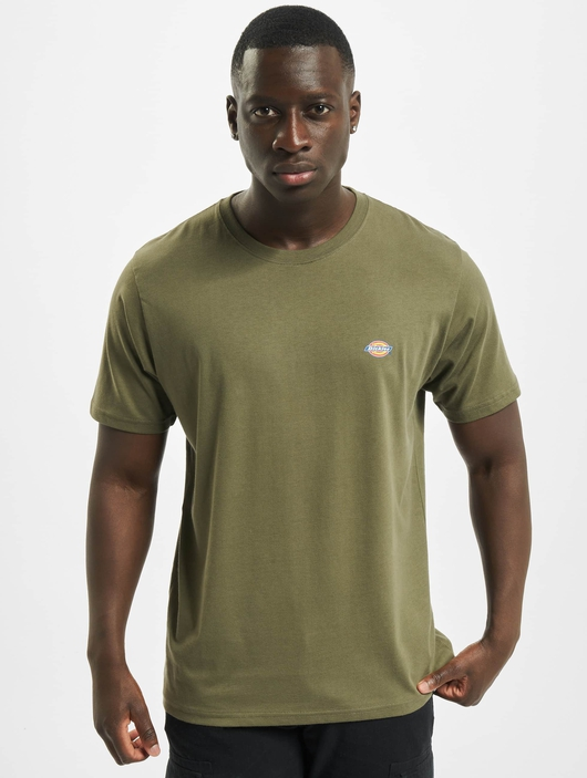 Dickies Stockdale T-Shirt Fire Red image number 2