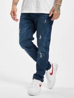 2Y Slim Fit Jeans Dark Blue