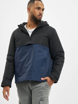 Only & Sons onsTown Block Anorak Transitional Jackets blå