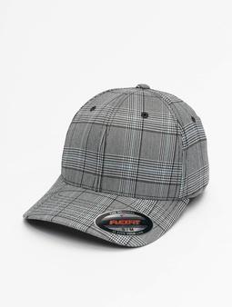 Flexfit Glen Check Flexfitted Cap