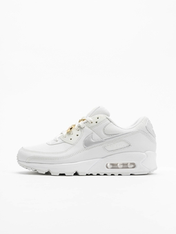 Nike Air Max 90 Sneakers Summit White/Summit White/Dark Beetroot
