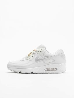 Nike Air Max 90 Tøysko hvit