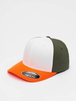 Flexfit 3-Tone Flexfitted Cap