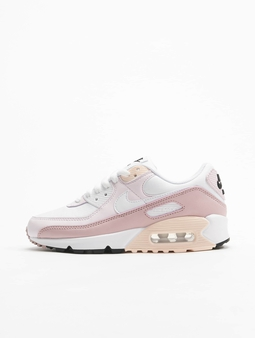 Nike Air Max 90 Sneakers White/White/Champagne/Light Violet