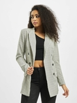 Missguided Checked Blazer Grey image number 0
