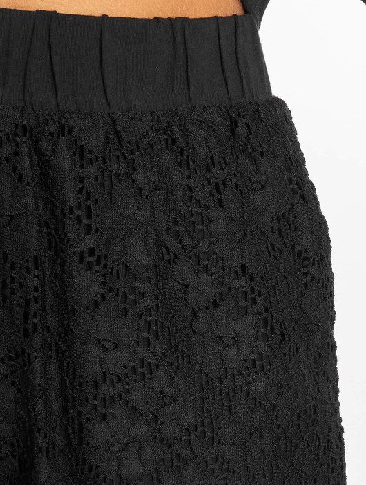 Urban Classics Laces Shorts Black image number 3