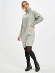 Rock Angel Dress Grey Melange Standard 1 image number 4