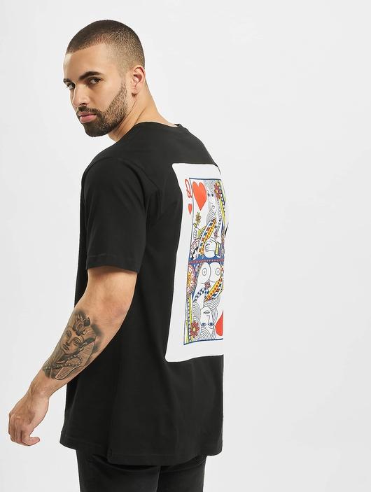 Mister Tee Love Card T-Shirt Black image number 0