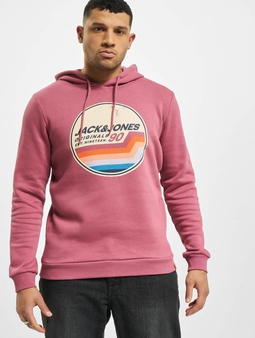 Jack & Jones jorTylers Sweat Hoody Seedpearl/Sweat