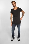 Jack & Jones jjeBas Shortsleeve U-Neck Noos T-Shirt Blue Heaven image number 3