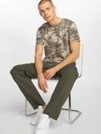 Brandit Adven Slim Fit Men Cargo Pants Olive image number 5