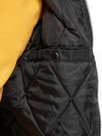 Brandit MA1 Sweat Zip Hoody Black/Grey image number 3